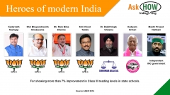 Modern India Heroes