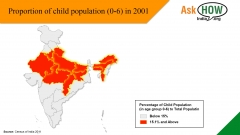 Child Population Proportion