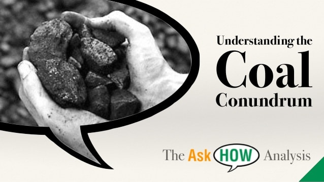 The Coal Conundrum