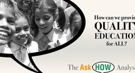 HOW can we have Quality Education for All?