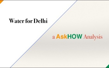 How can citizens of Delhi get water?