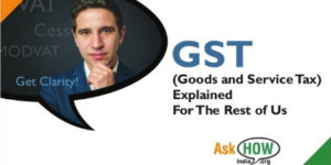 GST - Simplified for you!